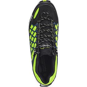 High Colorado Stratos Low Chaussures de trekking, black/green/blue